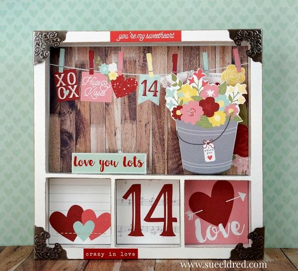 Valentine's Frame