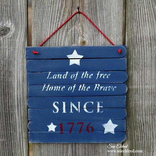 Americana Sign
