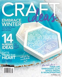 Craft Ideas Winter 2015-2016