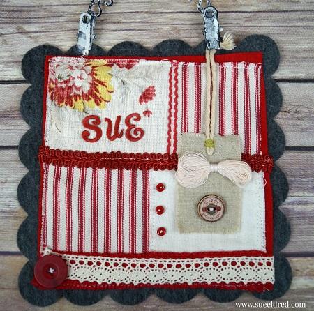 Stitched Sampler 3584