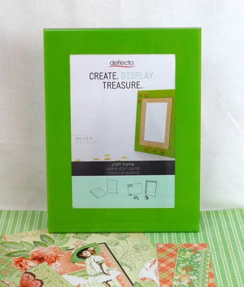 Green Craft Frame 2