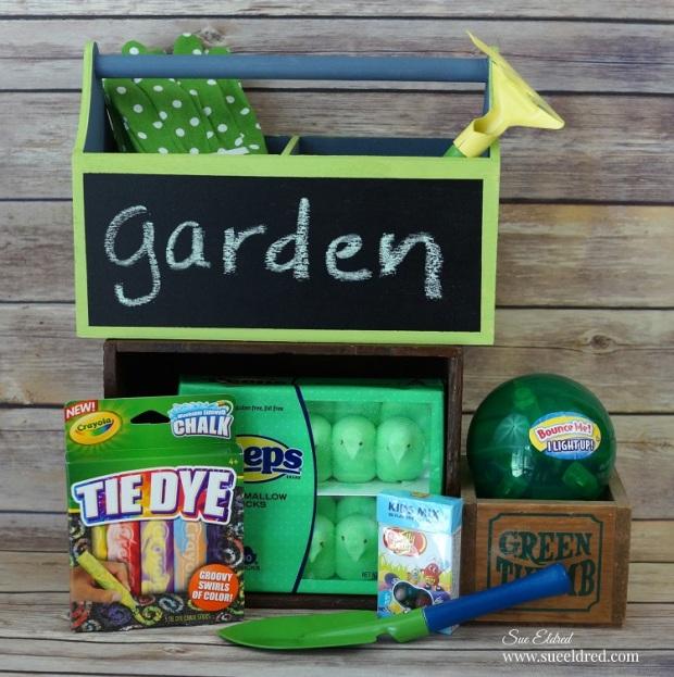 Nick's Garden Caddy Haul 5493