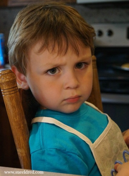 Sad Nick Face