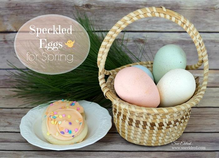 Speckled Eggs for Spring 4927