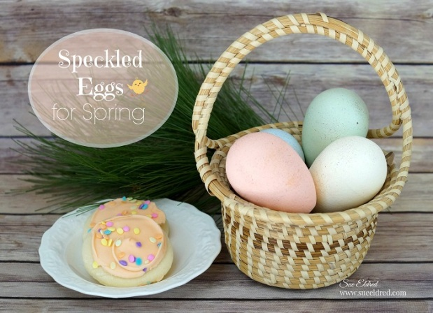 Speckled Eggs for Spring 4927