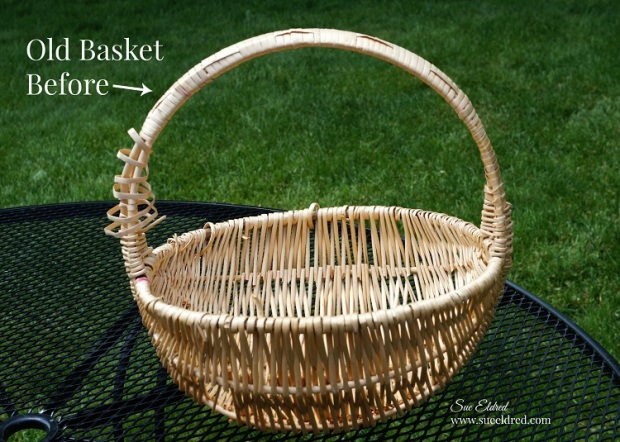 Old Basket Before 7232