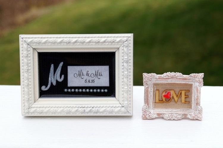 resin frame and magnet 2788 - Mini Frames