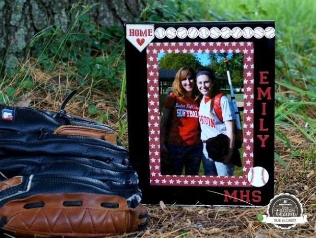 Em's Softball Frame