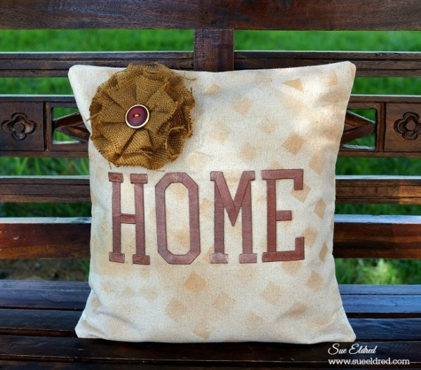 Home Pillow for Joy 6602