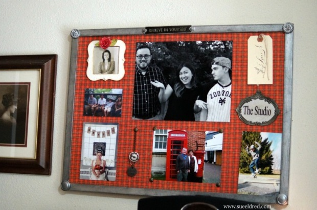 bulletin board 8787