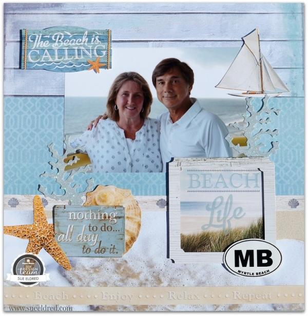 Myrtle Beach Layout 9752