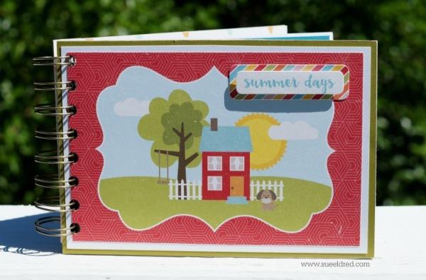 Summer Days Mini Album 9273