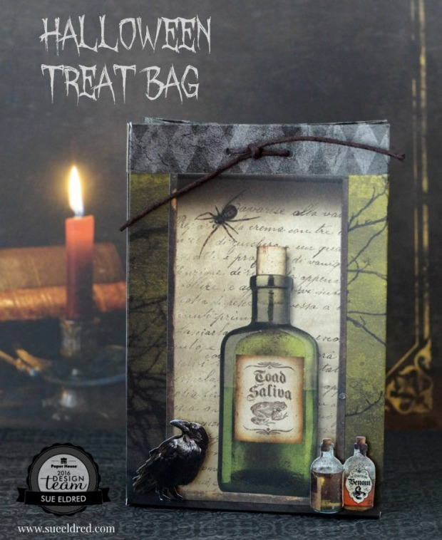 Halloween Treat Bag 185