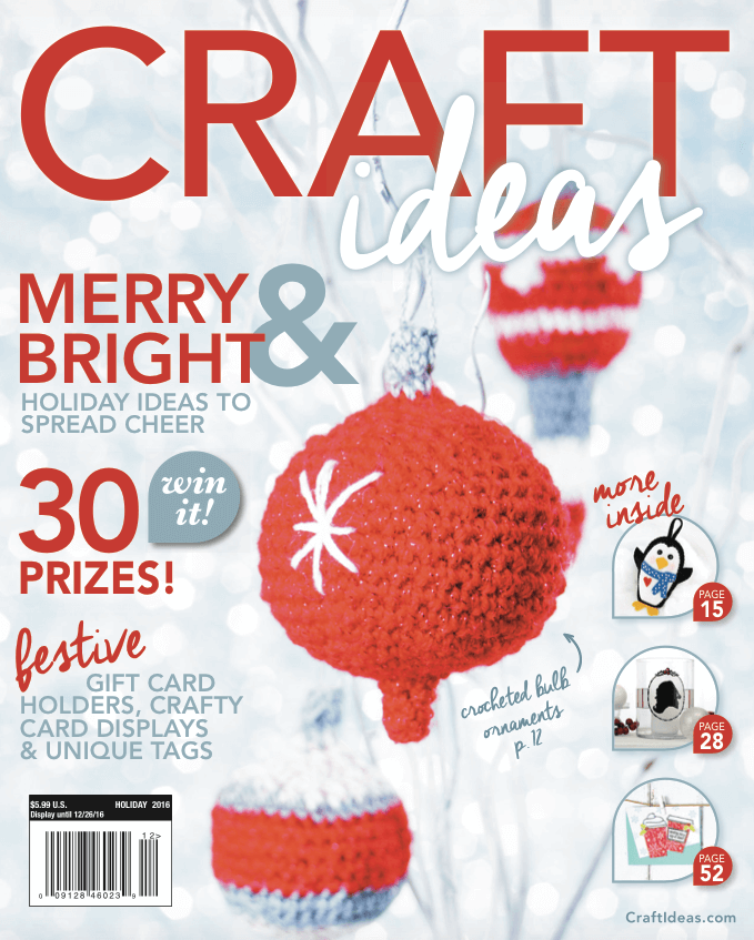 Craft Ideas Holiday 2016 Sue S Creative Workshop