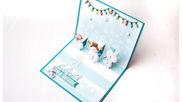 snowman-pop-up-card