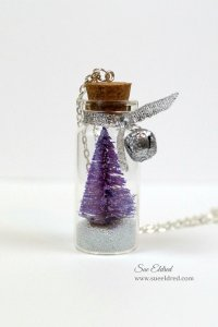 purple-christmas-tree-in-a-bottle-necklace-sues-creative-workshop