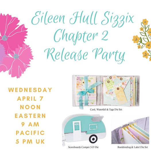 Eileen Hull Chapter 2 Release Party