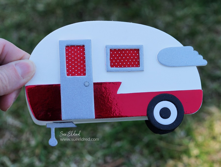 Snazzy Little Red Camper-Sue's Creative Workshop www.sueeldred.com 7180