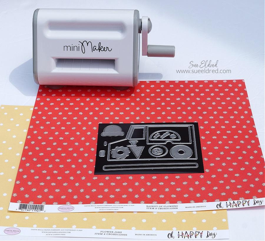Mini Maker Die Cutting Machine