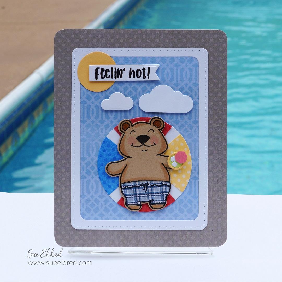 Lazy Summer Days Card