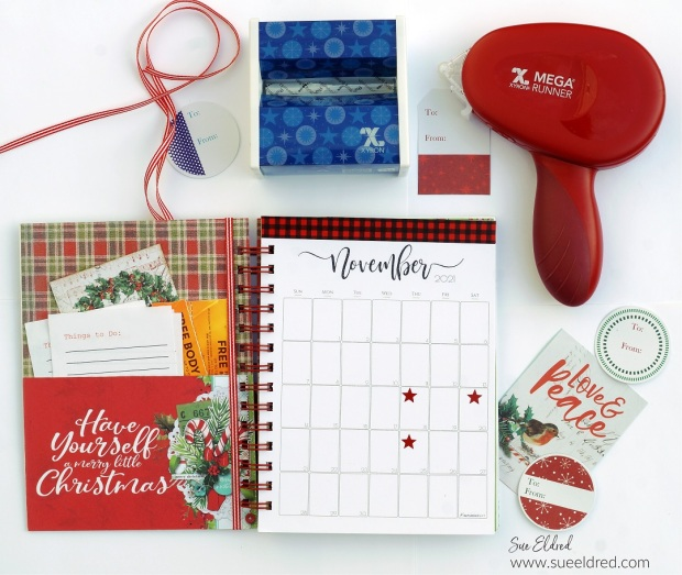 Holiday Planner-Calendar Pages