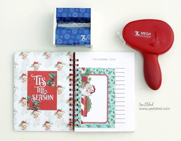 DIY Holiday Planner