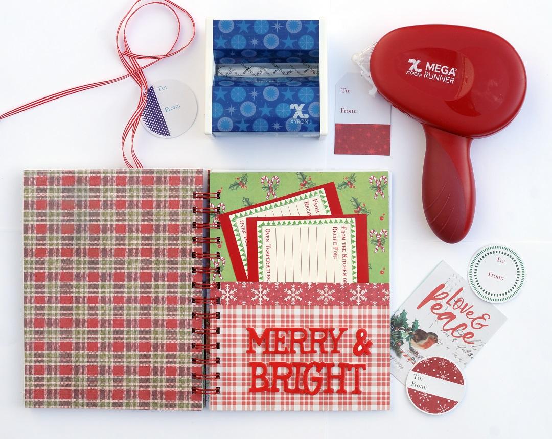 DIY Holiday Planner-Merry & Bright-Sue's Creative Workshop www.sueeldred.com 1515-2
