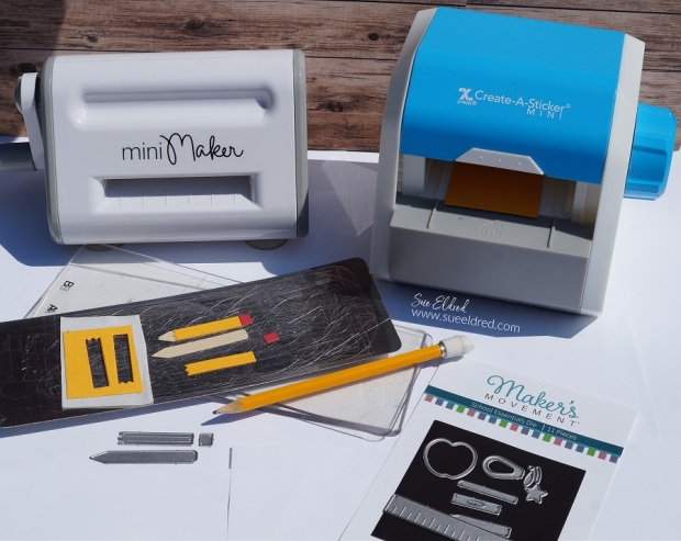 Back to School with Mini Essentials Card