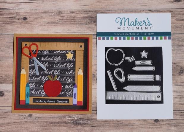 Back to School Mini Essentials Card