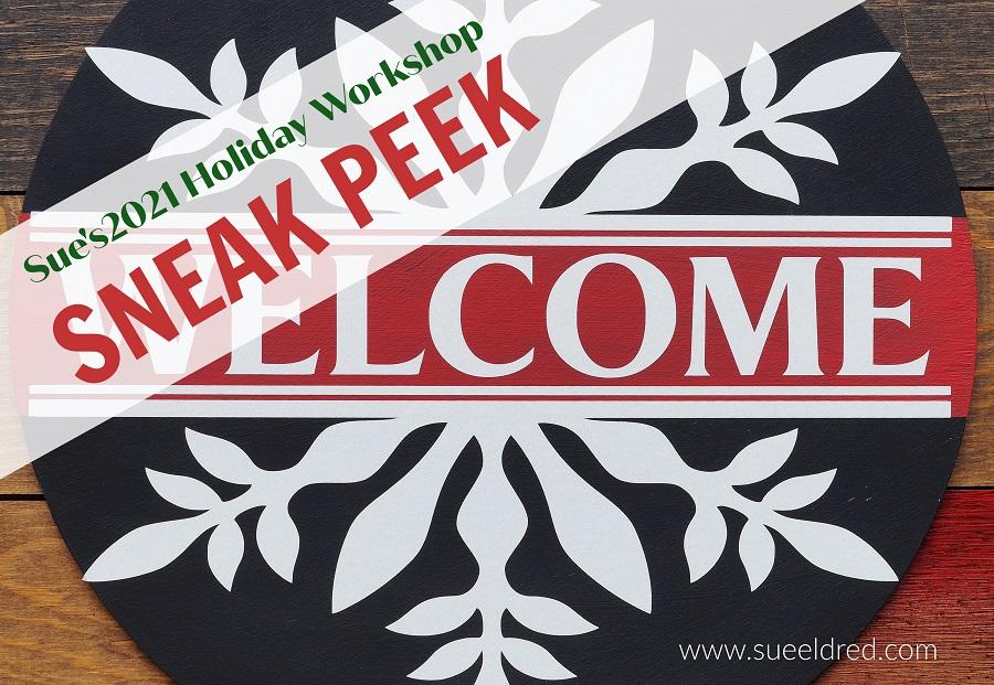2021 Holiday Workshop Sneak Peek-Sue's Creative Workshop www.sueeldred.com 4626