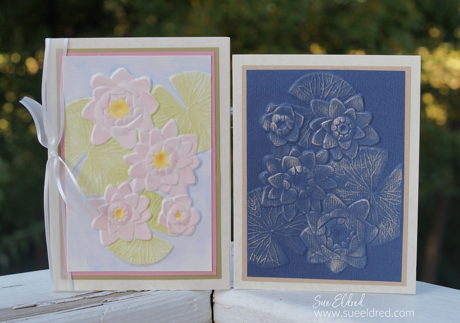 Water Lily Cards